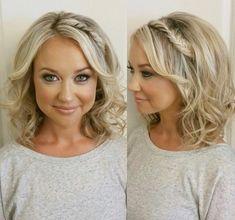 Mit einer mittellangen Frisur kann man unendlich variieren: 12 trendige mittellange Frisuren 2015