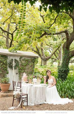 blush pink cream wedding decor 011 Blush Pink Inspiration (Sarie Bruid) [more at pinterest.com/eventsbygab]
