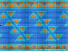 chart mochila wayuu