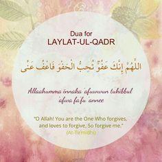 Dua for laylat ul qadr Ramadan fasting Islamic Quotes Wallpaper, Islamic Love Quotes, Muslim Quotes, Forgiveness Islam, Islam Quran, Islam Hadith, Dua In Arabic, Islamic Dua, Quran Verses