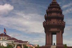 Vídeo 56 – Monumento a la Independencia de Camboya en Phnom Penh