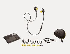 The Jabra Sport Pulse Wireless is an all-in-one training solution that has an in-ear biometric heart rate monitor, Dolby Digital sound, and real-time voice coaching. A lot of fitness technology packed into a pair of wireless earbuds and the built-in Jabra Sport Life app. #JabraHeadphonesBBY #ad