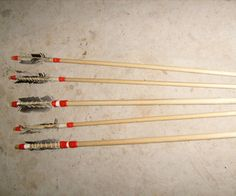 How to make an arrow for under $10 #Outdoors