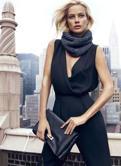 Massimo Dutti | Fall Winter '13 New York Limited Collection