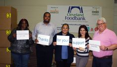 Giving Tuesday, Food Bank, Cleveland Ohio, Selfie, Thankful, Learning, Studying, Teaching, Selfies