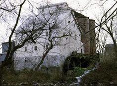 Arbogast Mill, near New Market, VA