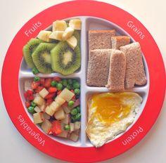 Balanced diet breakfast quick healthy breakfast ideas healthy eating plan b Healthy Meals For Kids, Kids Meals, Healthy Eating, Healthy Recipes, Baby Meals, Toddler Meals, Toddler Food, Clean Eating, Health Snacks