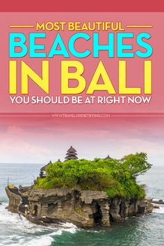 Most Beautiful Beaches in Bali You Should Be at Right Now!  #Travel #Bali #beaches