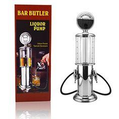 Double Guns Beer Beer machine Wine Mini Water Dispenser Beverage machine Creative gas station The coffee machine
