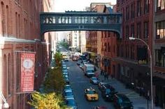 meat packing district - N.Y.