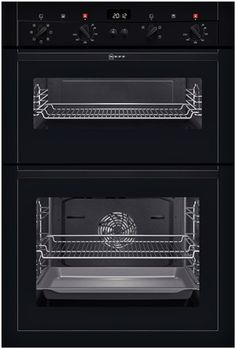 U14M42S3GB Beautifully designed with innovative features, this oven provides you with a wide range of expert cooking functions. Programmes include Top & Bottom heat and a defrost option, great for preparing food when you're on the go. Features   - ◾Silver display EasyClock ◾QuickConnect shelf supports ◾Framed glass inner doors ◾Double glazed doors ◾Heat reflective glass www.studuodesigns.co.uk