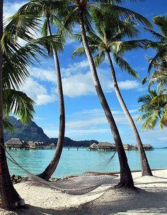 Bora-Bora, en Polynésie française