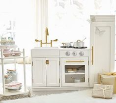 chelsea all in 1 kitchen for the home playroom playroom pottery rh pinterest com