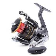 Shimano Brand SAHARA Series 2000 C3000 4000HG 3+1BB Saltwater Fishing Reel Spinning Front Drag Feeder Fishing Wheel - Safaryworld.com - 1