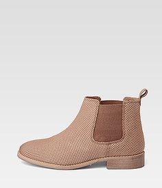 Cox Chelsea Boots pink nude rosé