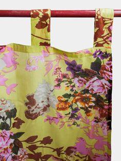 Cortina Azaléia Verde | collector55 - loja de decoracao online - Collector55 mobile