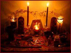 An #Altar for #Mabon