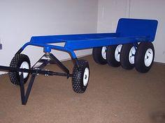 duty hand truck, 4 wheel heavy duty dolly
