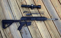 In 2012, Bob Faxon of Faxon Firearms set out to make an Ar-15 upper receiver that took the best elements of the Ar-15 platform and blended it with the proven Ak-47/AKM/Ak-74/Ak-100 series of weapons. With decades of experience in the automotive, oil, energy, defense, medical and aerospace industries with Faxon Machining, and assistance from a …   Read More …