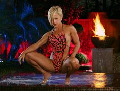 My shot of fitness icon Jamie Eason,  Fitness, icon, swimsuit, fitness photography, inspiration, female body, role model, @www.gwburns.com