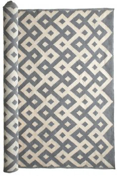 Lima Rug - this would make a very cool texture pattern on a wall behind simple paintings or cabinet.