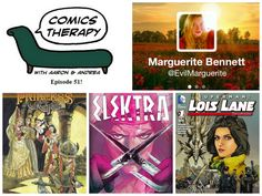 Episode 51! http://www.comicstherapy.com/2014/07/episode-51-true-colors.html