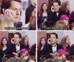 Paul Rudd is my favorite person. I could not stop laughing!