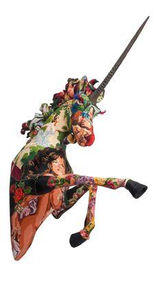 frederique morrel - needlework sculptures
