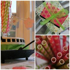 Tea Party Ideas from @whensmyvacation