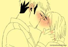 kissu - Jean X Armin by shortpencil
