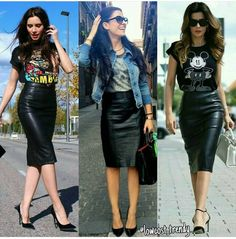 Rock Outfits, Chic Outfits, Fall Outfits, Summer Outfits, Fashion Outfits, Looks Chic, Looks Style, Casual Looks, Curvy Fashion