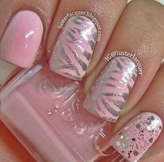 Nice nails | See more at http://www.nailsss.com/...