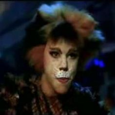 Electra from Cats the Musical