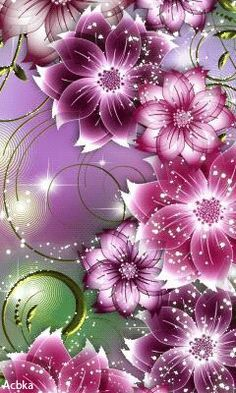 icu ~ Pin on ART ~ Dec 2019 - This Pin was discovered by Savy Nsweet. Beautiful Flowers Wallpapers, Beautiful Gif, Pretty Wallpapers, Beautiful Roses, Butterfly Wallpaper, Love Wallpaper, Colorful Wallpaper, Wallpaper Backgrounds, Flowers Gif