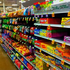 Fred Meyer Candy Isle!!