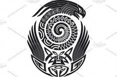 70 Ideas for tattoo back maori patterns Maori Tattoos, Tattoos Bein, Maori Tattoo Meanings, Marquesan Tattoos, Samoan Tattoo, Maori Tattoo Patterns, Maori Patterns, Maori Tattoo Designs, Small Tattoos With Meaning