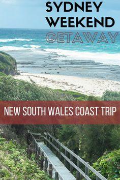Sydney Weekend Getaway down the New Coast Wales coast!