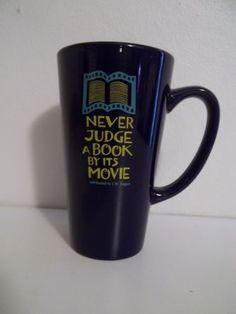 Never-Judge-a-Book-by-Its-Movie-tall-ceramic-coffee-tea-cocoa-mug