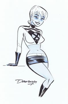 Pin by www.keyowo.com | Copyright Information: Art by Darwyn Cooke* •…