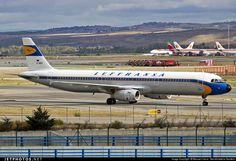Airbus A321-231 D-AIDV 5413 Madrid Barajas - LEMD