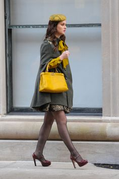Style de Blair Waldorf : le it bag