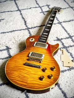 Gibson Les Paul, Les Paul Guitars, Les Paul Standard, Guitar Collection, Gibson Guitars, Beautiful Guitars, Acoustic Guitars, Van Halen, Musical Instruments