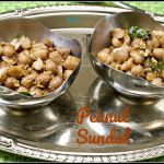 Sundals are an integral part of Navratri celebrations.Every evening, after we light the lamps, any one kind of sundal is offered as neivedhiyam. Sundal Recipe, Beans, Vegetables, Cooking, Celebrations, Recipes, Food, Kitchen, Essen