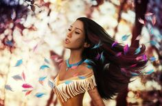 Pocahontas by Septembrenell.deviantart.com on @deviantART