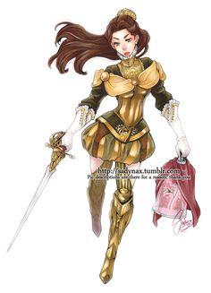 Royal Confidant by Sadyna.deviantart.com on @DeviantArt