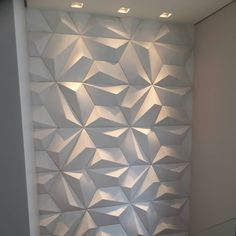 Creative Wall Decor, Unique Home Decor, Tv Wall Design, Ceiling Design, 3d Wall Tiles, Home Entrance Decor, Room Partition Designs, Living Room Tv Unit Designs, House Paint Interior