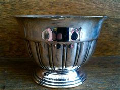 Vintage English Silver Plate Bowl by EnglishShop on Etsy, $49.00