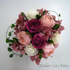 Le Jardin de la Framboise -Preserved Flower