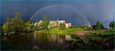 25 Really Beautiful Rainbow Photography Examples