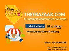 Thee Bazaar – THE ECOMMERCE WEBSITE AND ONLINE STORE BUILDER http://blog.theebazaar.com/thee-bazaar-the-ecommerce-website-and-online-store-builder/ #onlinestore #store